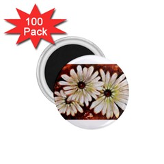 Fall Flowers No  3 1 75  Magnets (100 Pack)  by timelessartoncanvas