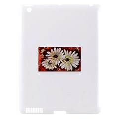 Fall Flowers No  3 Apple Ipad 3/4 Hardshell Case (compatible With Smart Cover) by timelessartoncanvas