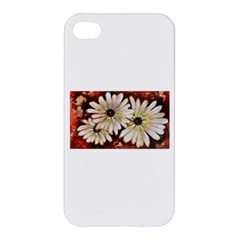 Fall Flowers No  3 Apple Iphone 4/4s Premium Hardshell Case by timelessartoncanvas