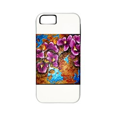 Fall Flowers No  5 Apple Iphone 5 Classic Hardshell Case (pc+silicone) by timelessartoncanvas