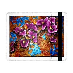 Fall Flowers No. 5 Samsung Galaxy Tab Pro 8.4  Flip Case by timelessartoncanvas