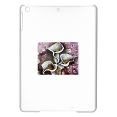 Gala Lilies Ipad Air Hardshell Cases by timelessartoncanvas