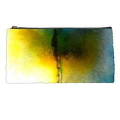 Watercolor Abstract Pencil Cases by timelessartoncanvas