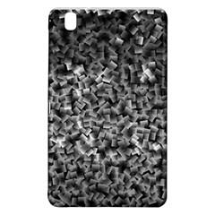 Gray Cubes Samsung Galaxy Tab Pro 8 4 Hardshell Case by timelessartoncanvas