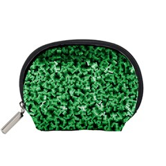 Green Cubes Accessory Pouches (small)