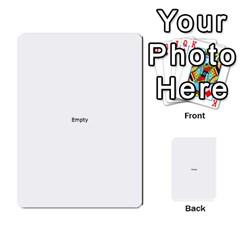 Devil Computer Multi Purpose Cards (rectangle)  by julienicholls