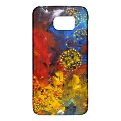Space Pollen Galaxy S6