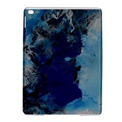 Blue Abstract No.2 iPad Air 2 Hardshell Cases