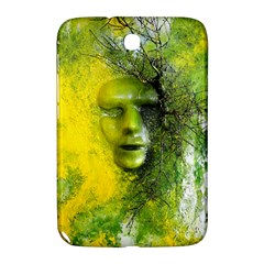 Green Mask Samsung Galaxy Note 8.0 N5100 Hardshell Case  by timelessartoncanvas