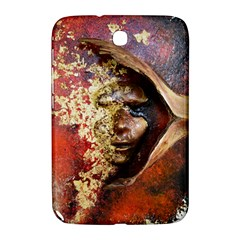 Red Mask Samsung Galaxy Note 8 0 N5100 Hardshell Case  by timelessartoncanvas