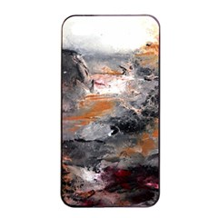 Natural Abstract Landscape Apple Iphone 4/4s Seamless Case (black)