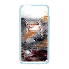 Natural Abstract Landscape Apple Seamless iPhone 6 Case (Color) by timelessartoncanvas