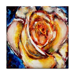 Abstract Rose Tile Coasters by timelessartoncanvas