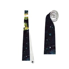 Abstract Space Nebula Neckties (one Side)  by timelessartoncanvas