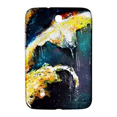 Abstract Space Nebula Samsung Galaxy Note 8 0 N5100 Hardshell Case  by timelessartoncanvas