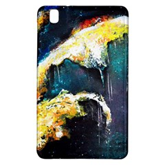 Abstract Space Nebula Samsung Galaxy Tab Pro 8 4 Hardshell Case by timelessartoncanvas