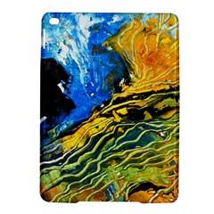 Landlines iPad Air 2 Hardshell Cases by timelessartoncanvas
