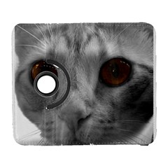 Funny Cat Samsung Galaxy S  Iii Flip 360 Case by timelessartoncanvas