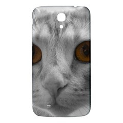 Funny Cat Samsung Galaxy Mega I9200 Hardshell Back Case by timelessartoncanvas