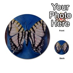 Butterfly Multi Purpose Cards (round)