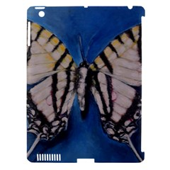 Butterfly Apple iPad 3/4 Hardshell Case (Compatible with Smart Cover) by timelessartoncanvas