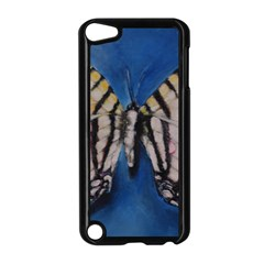 Butterfly Apple Ipod Touch 5 Case (black) by timelessartoncanvas