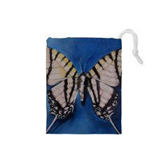 Butterfly Drawstring Pouches (small)