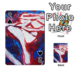 Sensual Playing Cards 54 Designs  by timelessartoncanvas