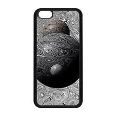 Liquid Moons Apple Iphone 5c Seamless Case (black) by InsanityExpressed