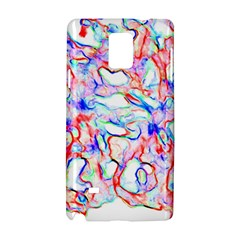 Soul Colour Light Samsung Galaxy Note 4 Hardshell Case by InsanityExpressed