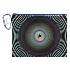Colour Twirl Canvas Cosmetic Bag (xxl)  by InsanityExpressed
