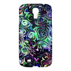 Colour Play Flowers Samsung Galaxy S4 I9500/i9505 Hardshell Case by InsanityExpressed