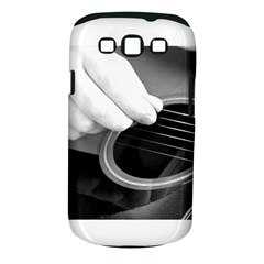 Guitar Player Samsung Galaxy S III Classic Hardshell Case (PC+Silicone) by timelessartoncanvas