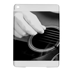 Guitar Player Ipad Air 2 Hardshell Cases by timelessartoncanvas
