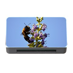 Bumble Bee 1 Memory Card Reader With Cf by timelessartoncanvas
