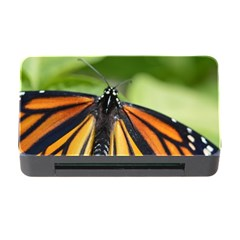 Butterfly 3 Memory Card Reader With Cf by timelessartoncanvas