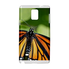 Butterfly 3 Samsung Galaxy Note 4 Hardshell Case by timelessartoncanvas