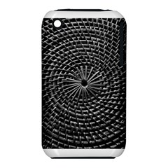Spinning Out Of Control Apple Iphone 3g/3gs Hardshell Case (pc+silicone) by timelessartoncanvas