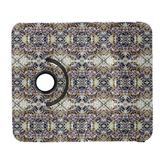 Oriental Geometric Floral Print Samsung Galaxy S  III Flip 360 Case by dflcprints