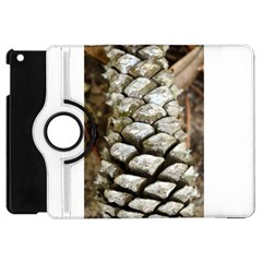 Pincone Spiral #2 Apple Ipad Mini Flip 360 Case by timelessartoncanvas