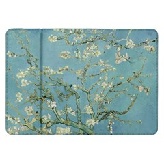 Almond Blossom Tree Samsung Galaxy Tab 8 9  P7300 Flip Case by ArtMuseum