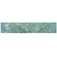 Almond Blossom Tree Flano Scarf (large)  by ArtMuseum