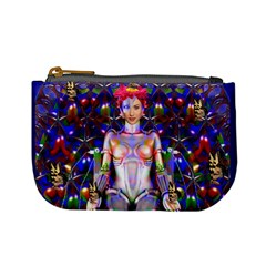 Robot Butterfly Mini Coin Purses