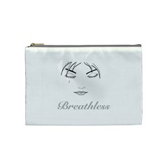 Breathless Cosmetic Bag (medium)