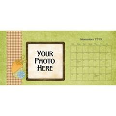 2016 Primavera 11x5 Calendar By Lisa Minor   Desktop Calendar 11  X 5    Bdd5zj3hj1pb   Www Artscow Com Nov 2016