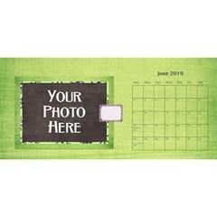 2016 Lavendar Rain 11x5 Calendar By Lisa Minor   Desktop Calendar 11  X 5    P4tjwtnl8xde   Www Artscow Com Jun 2016