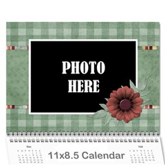 2016 Quilted Calendar 1 By Lisa Minor   Wall Calendar 11  X 8 5  (12 Months)   M4xhriazhwfk   Www Artscow Com Cover
