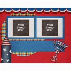 2016 Celebrate America Calendar By Lisa Minor   Wall Calendar 11  X 8 5  (12 Months)   4v6yff8gxzzi   Www Artscow Com Month