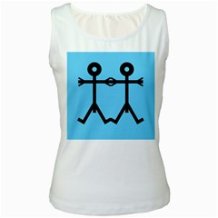 Love Men Icon Women s Tank Tops by thisisnotme