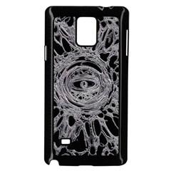 The Eye Samsung Galaxy Note 4 Case (Black)